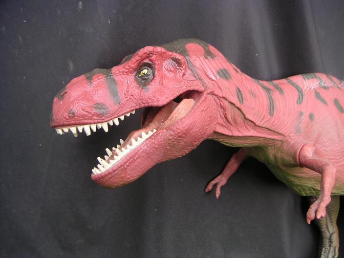 Jurassic-Park Tyrannosaurus